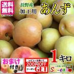 加工用 あんず  長野県産 1キロ