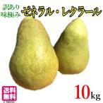 ご予約受付中 訳あり  洋梨 長野県産 約5キロ 減農薬 品種選べる