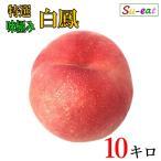 特選 白鳳 桃  減農薬 長野県産 10キロレビューを書いたらオマケと200円クーポン