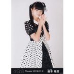 AKB48 チーム8 奥本陽菜 Theater 2019.01 (2) 月別 生