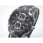 腕時計 セイコー 逆輸入  クロノグラフ コーチュラ SNAE57
