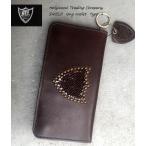 HTC シールド ウォレット ロング 長財布 スネーク ブラウン ハリウッドトレーディングカンパニ アメリカ製2