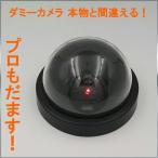 防犯 カメラ Semi ダミーカメラ ドーム型 丸型 防犯 ダミー 防犯カメラ 監視カメラ 威嚇 LED点灯 ダミーカメラ 防犯ダミー 本物と間違える◆送料無料 1ヶ月保証