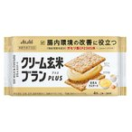 バランスアップ クリーム玄米ブラン プラス 豆乳& カスタード 72g 2枚×2袋