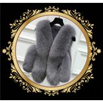2018新しい 毛皮のコート冬の高級 毛織物 コートスリムフィット厚みの暖かい毛皮のベストジレ