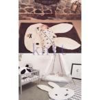 カーペット プレイマット ラグ ラグマット ベビー 子供部屋 子供用 キッズルーム お遊びプレイマット キャラクター 可愛いJYEC1-AL399