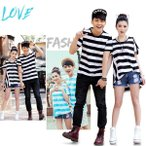 カップルペアルックTシャツトップスグラフィック夏ペアTシャツカジュアル半袖棉シャツレディースメンズお揃い女の子男の子男女兼用