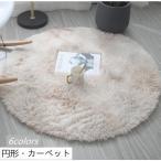 ラグマットカーペット洗える滑り止め泥落とし円形屋外屋内絨毯インテリアマット直径80/100/120cm家庭用おしゃれ洗えるホットカーペット対応