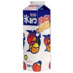 かき氷シロップ-いちご-専門店、夜店の味1800mL_ハニー製