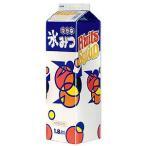 かき氷シロップ-バナナ-専門店、夜店の味1800mL_ハニー製