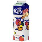 かき氷シロップ-メロン-専門店、夜店の味1800mL_ハニー製