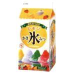 かき氷シロップ-レモン-合成甘味料保存料不添加、900mL_蜜元研究所製