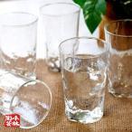 グラスセット 和の趣タンブラー5個入り 245ml 食洗機対応 (S-5390)