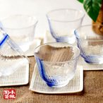冷茶セット 流舞 5個入り 220ml 食洗機対応 (G074-T311)