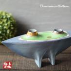花器 手づくり水盤 清水焼 P18