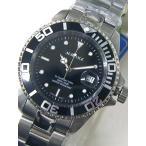 オレオール 20気圧スポーツ防水 シンプル 腕時計 ブラック-ブラック(新品)SW416M-1
