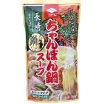 ニビシ醤油 長崎ちゃんぽん鍋スープ 3~4人前