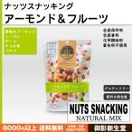 ナッツスナッキング ナチュラルミックス アーモンド&フルーツ(82g)