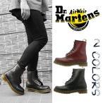 Dr.Martens ドクターマーチン ブーツ 1460 W 8ホール レディース ブラック ワイン メンズ 送料無料