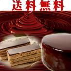 2020 プレゼント ギフト チョコレート チョコレートケーキ バースデーケーキ  オペラ&ザッハトルテ 送料無料 母の日 入学祝い