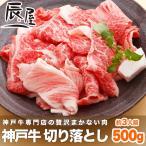 神戸牛 切り落とし肉 500g お歳暮 御歳暮 結婚 出産 内祝い お返し 御礼 のし 熨斗 あすつく対応
