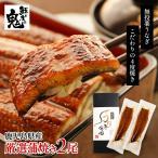 お中元 ギフト うなぎ 鰻 国産 蒲焼き 2尾 鹿児島産 プレゼント 土用 丑