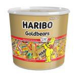 ハリボー バケツ 980g 【送料無料・即日出荷】 ミニゴールドベア グミ 大容量 お得 ポイント HARIBO コストコ ばらまき