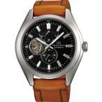 [オリエント時計] 腕時計 オリエントスター ソメスサドルモデル 機械式 自動巻(手巻付) WZ0101DK ブラウン