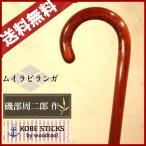【磯部ステッキ】 ムイラピランガ 大曲(男性用)