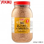 YOUKI ユウキ食品 顆粒あごだし化学調味料無添加 400g×12個入り 210350 送料無料 同梱不可