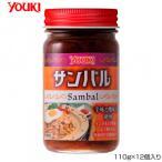 YOUKI ユウキ食品 サンバル 110g×12個入り 113300 送料無料 同梱不可