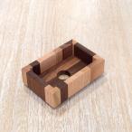 PLAM プラム 名刺ボックス モザイク 名刺入れ 木製