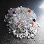 定形外選択で送料無料 浄化 パワーストーン 上質 水晶 さざれ石 100グラム 天然石