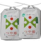 白米 10kg (5kg×2) 山形県産 特別栽培米 つや姫 米 お米 精米済 令和元年(送料無料)