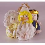 布おもちゃ 布人形  お手玉人形  シンデレラ