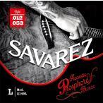 SAVAREZ サバレス   A140L Phosphore Bronze L フォスファーブロンズ ライト 12-53 アコギ弦