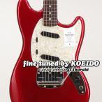 ショッピングけいおん Fender Made in Japan Traditional 70s Mustang Matching Head CAR(Fine Tuned by KOEIDO)(フェンダーストラップ、コンパクトギタースタンド付き)