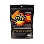 GHS BOOMERS エレキギター弦 5セットパック+ボーナス1セットの合計6セット(定形外郵便発送)