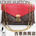 LV lv ルイヴィトン LOUIS VUITTON モノグラム パラス チェーン ショルダーバッグ M41201/中古/美品/質屋出店