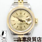 ROLEX ロレックス デイトジャスト 69173 オイスターパーペチュアル 腕時計 レディース オートマ 自動巻き L72****  ※OH・仕上げ済み 中古(hon)