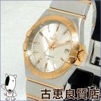 美品 オメガ OMEGA コンステレーション メンズ 腕時計 クォーツ 100m防水 123.20.35.60.02.001 (hon)