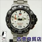ショッピングタグ タグホイヤー TAG HEUER フォーミュラ1 FORMULA1 メンズ 腕時計 アラーム Quartz クォーツ QZ WAH111B.BA0850 中古(hon)