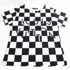 LV lv ルイヴィトン LOUIS VUITTON ダミエ Tシャツ 1A61KF XS ブラック/ホワイト半袖/中古/極美品/質屋出店