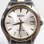 SEIKO GRAND SEIKO GS グランドセイコー メンズ MT1461 中古 腕時計 クォーツ QZ SBGX002 K18/SS コンビ