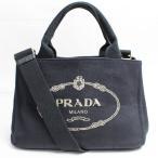 プラダ PRADA カナパ 2Wayバッグ ハンドバッグ ショルダーバック B2439G NERO 質屋出品 中古