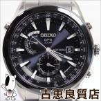 セイコー SEIKO 7X52-0AA0/SBXA003 アストロン ソーラー GPS 電波 クォーツ 腕時計 メンズ クロノグラフ チタン/中古/質屋出店/あすつく/MT978