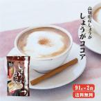 高知県産生姜粉末を使用した生姜ココア