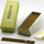 日本香堂のお線香 毎日白檀香 バラ詰