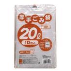 コーナン オリジナル  厚手ゴミ袋 20L 透明 10枚入