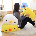 ニワトリ 抱き枕 大きい 抱き枕 ぬいぐるみ  動物 可愛い  抱き枕 プレゼント ギフト インテリア 40cm